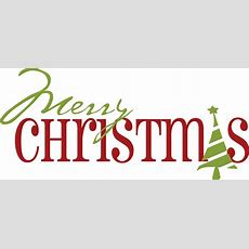 Merry Christmas Clip Art  Free Download Clip Art  Free Clip Art  On Clipart Library