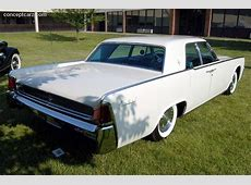 Auction results and data for 1961 Lincoln Continental