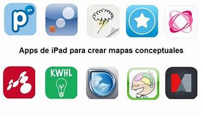 Mapas Aplicaciones Conceptuales Crear Mentales Ipad Hacer