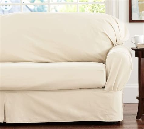 slipcovers that fit pottery barn sofas separate seat square cushion loose fit slipcover twill