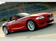 BMW Z4 M Roadster review price, specs and 060 time Evo