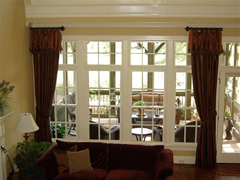 Popular Curtains For Large Living Room Windows