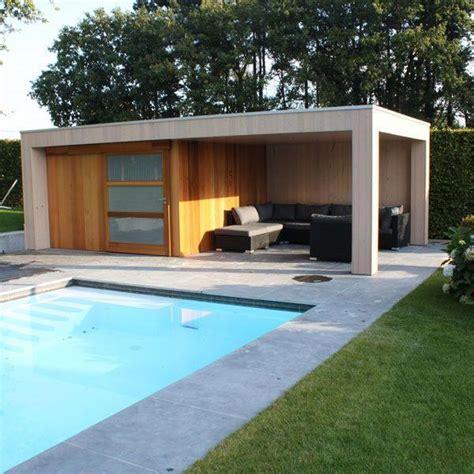 Pool House En Kit Abri Jardin Images Et Photos Arts Et Voyages