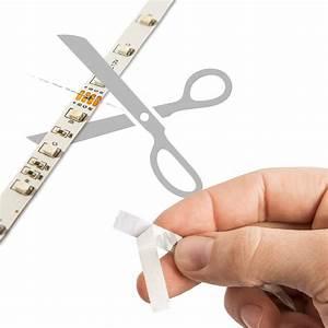 Led Streifen Kürzen : 5 m rgb led stripe leiste streifen band lichter smd leuchten lichterkette 3528 ebay ~ Watch28wear.com Haus und Dekorationen