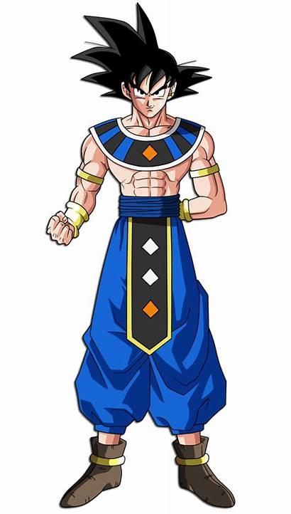 Destruction Goku God Deviantart Dragon Ball Gohan