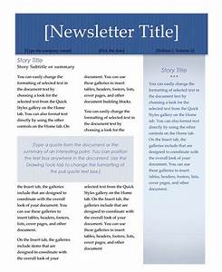 newsletter templates word madinbelgrade With newsletter free templates on microsoft word