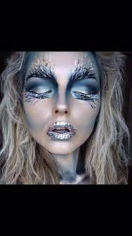 Ice Queen Makeup Look
