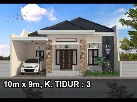 rumah minimalis lantai modern house   tidur