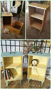 recycle drawer furniture ideas projects with