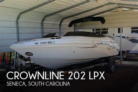 Boat Dealers Seneca Sc by For Sale Used 2005 Crownline 202 Lpx In Seneca South