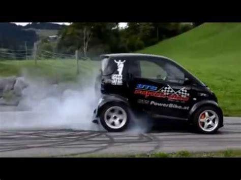 smart car  hayabusa turbo engine youtube