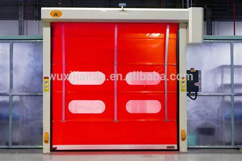 magnetic screen garage door curtain magnetic door screen curtains high speed door fast roll up