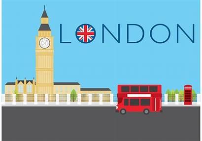London Londres Cartoon Dibujos Ben Ciudad Londen