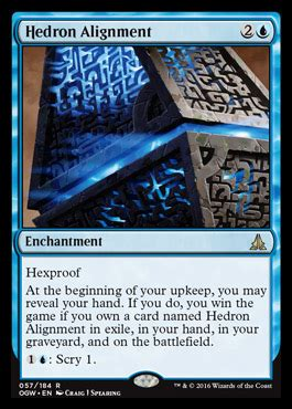 hedron alignment oath   gatewatch mtg visual spoiler