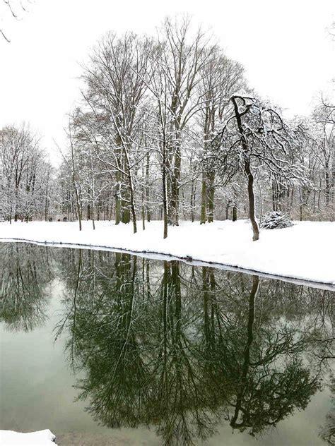 englischer garten münchen im winter englischer garten mit monopteros tempel m 252 nchen