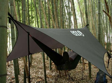 Tarp And Hammock by Eno Profly Tarp Tent Shaped Hammock Tarp For