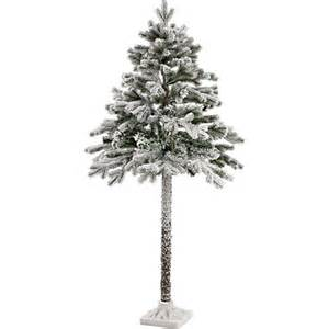 5ft half christmas tree with snow at homebase be inspired and make your house a home buy now