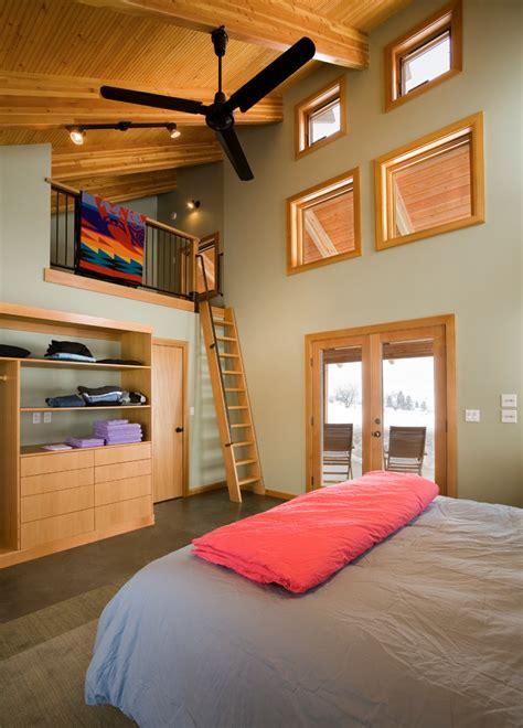 magnificent loft ladder decorating ideas  bedroom