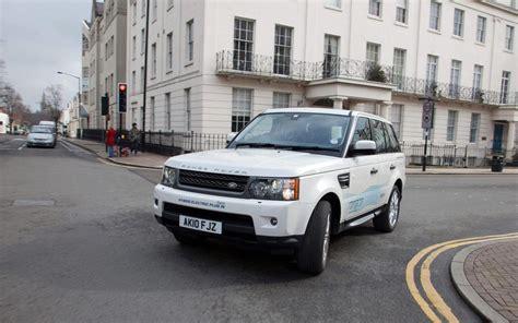 2018 Land Rover Range Rover Rangee Technical