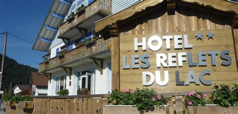 h 244 tel g 233 rardmer les reflets du lac hotel 2 233 toiles gerardmer avec sauna et spa