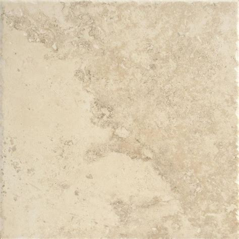 beige porcelain tile shop del conca roman stone beige thru body porcelain indoor outdoor floor tile common 12 in x