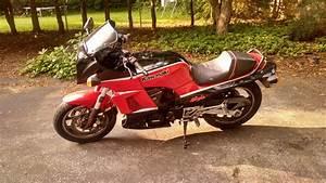 1985 Kawasaki Ninja Gpz 900 Zx