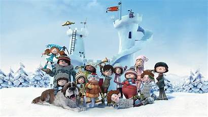 Animation Snowtime Wallpapers