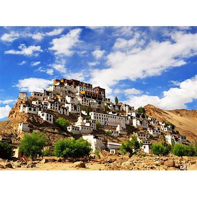 10 of the Most Famous Monasteries in India - Blog