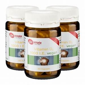 Vitamin D Dosierung Berechnen : vitamin d2 vegan schnell und preiswert bei nu3 kaufen ~ Themetempest.com Abrechnung