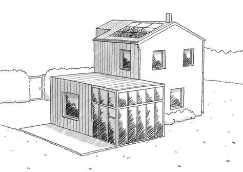 balance de cuisine découvrez 5 plans de maisons de 100m et les plans de masse