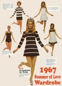 1967 Summer of Love Wardrobe Inspiration.   Glamourdaze