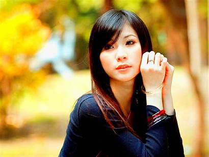 Japanese Wallpapers Asian Asiaticas Woman Oriental Nude