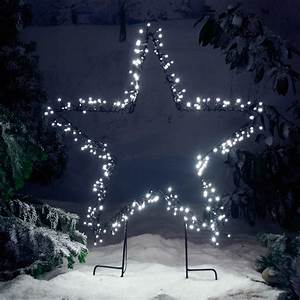 Weihnachtsstern Außen Led : led stern lichtertraum gro online kaufen bei g rtner ~ Watch28wear.com Haus und Dekorationen