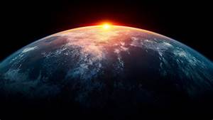 Sunlight, Eclipsing, Planet, Earth