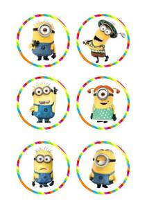 Gru Despicable Me Minions Printables Party Rules