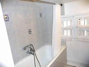 l39appartement studio en location saisonniere a paris With porte d entrée alu avec chauffage d appoint électrique salle de bains