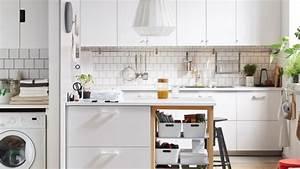 Ikea Idee Deco : idee deco cuisine scandinave ~ Preciouscoupons.com Idées de Décoration
