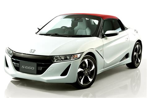 Photos Honda S660 2018 From Article Compact Roadster