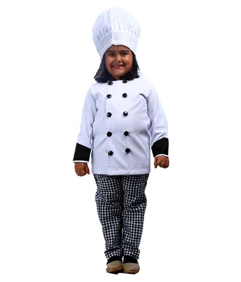 sbd chef costume  kids buy sbd chef costume  kids