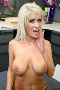 Busty Blonde Secretary Needs A Good Fuck Milf Fox