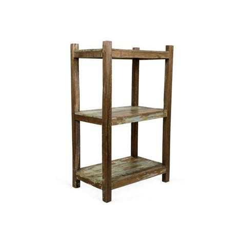 Etagere Wood L by 6 Ft Salvaged Wood Etagere Chairish