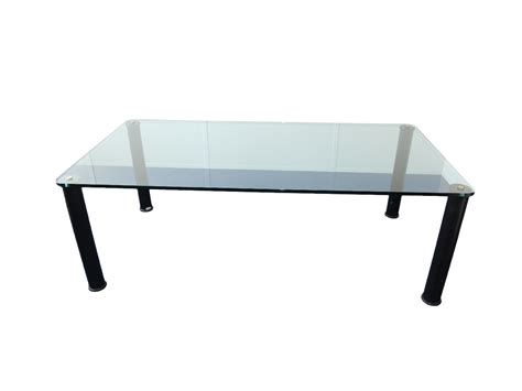 bureau table verre bureau en verre transparent 28 images tripodi gu 233