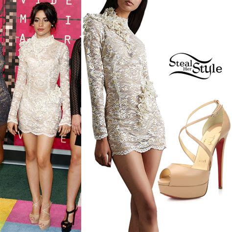 Camila Cabello Clothes Outfits Page Steal