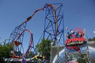 Superman Ultimate Flight Six Flags