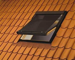 Moustiquaire Pour Fenêtre De Toit : accessoires fen tre de toit ~ Dailycaller-alerts.com Idées de Décoration