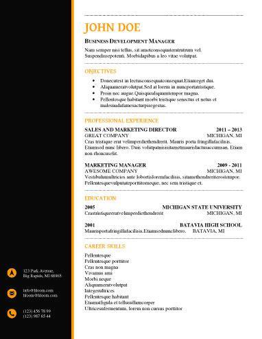 tips for finance resume 2017 resume 2016