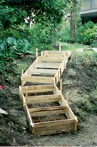 Treppe Bauen Garten : eingangstreppe selber bauen werkzeug ~ Lizthompson.info Haus und Dekorationen