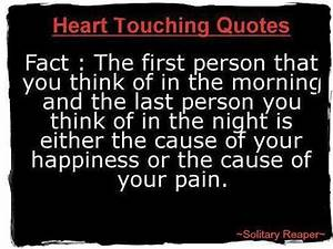 Memorable quote... Pain And Laughter Quotes