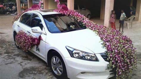 car decoration on wedding animewatching