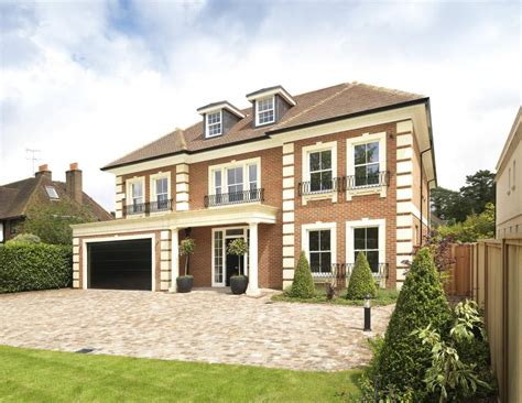 6 Bedroom House For Sale In Sandown Road, Esher, Surrey